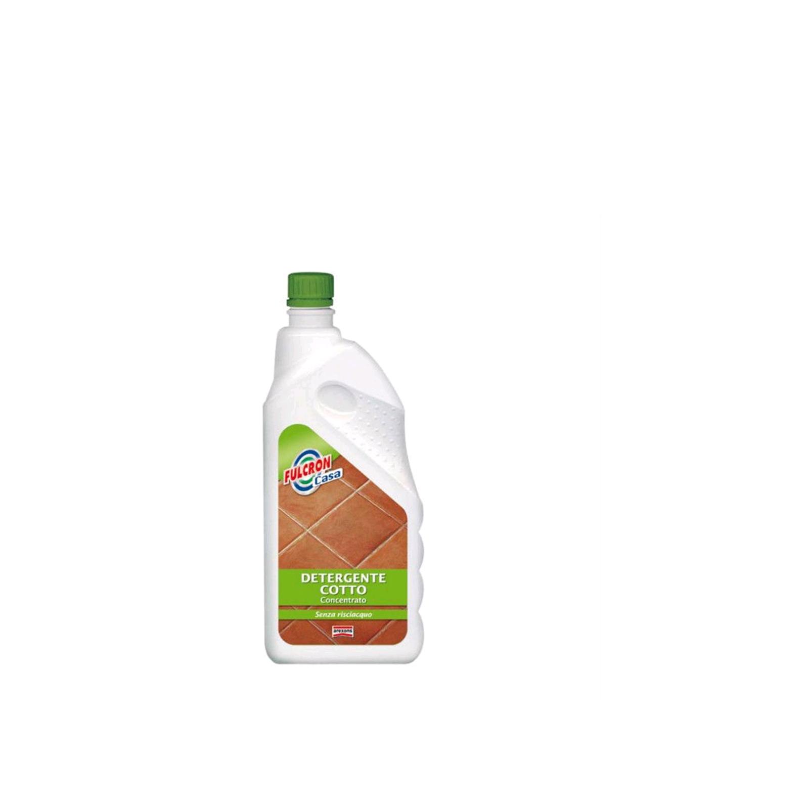 Detergente Per Cotto Esterno dettagli su fulcron detergente cotto e pietra lt 1 senza risciacquo